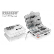 HUDY HARDWARE BOX - DOUBLE-SIDED - COMPACT - 298011 - HUDY