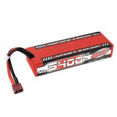 Lipo SportRacing 50C 5400mah 2S Stick - CORALLY - C-49442