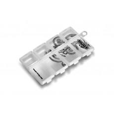 Hudy Petite boîte de rangement 8 compartiments - HUDY - 298017