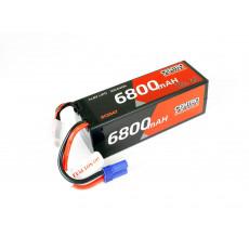 CENTRO 4S 6800mah 14.8V 75C EC5 HARDCASE LIPO BATTERY - C5047EC5 - CE