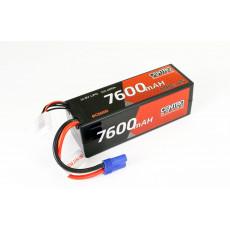 CENTRO 4S 7600mah 14.8V 100C EC5 HARDCASE LIPO BATTERY - C5050EC5 - C