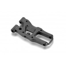FRONT SUSPENSION ARM SHORT - GRAPHITE - 302171-G - XRAY