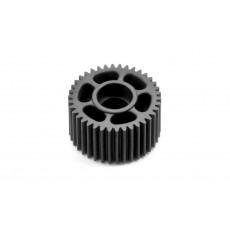COMPOSITE GEAR 38T - LCG - GRAPHITE - 324238 - XRAY