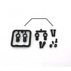 XB2 ANTI-ROLL BAR FRONT 1.0MM SET - 322400 - XRAY