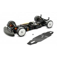 Combo Kit Xray T4 Alu 2020 + Graphite Chassis 301000 - 03C0001