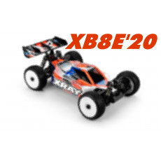 XRAY XB8E'20 - 1/8 LUXURY ELECTRIC OFF-ROAD CAR - 350157 - XRAY