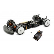 Combo kit XRAY T4'20 Alu + Servo SRT BH815S - 03C0002 - AIGOIN RAC