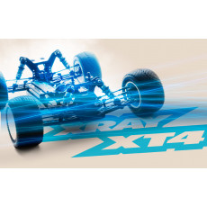 XRAY XT4.2 - 4WD 1/10 ELECTRIC OFF-ROAD TRUGGY - XRAY - 360201