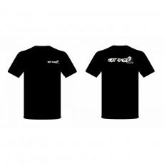 Hot Race T-Shirt Black size S - HRTSHIRT-S - HOT RACE