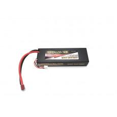 Lipo battery 7.4V 50C 4800mah 2S Stick Dean - VANT - V0201