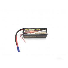 Lipo battery 15.2V 100C 8000mah 4S Stick EC5 - VANT - V0401