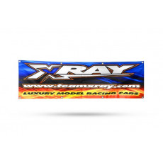 XRAY OUTDOOR/INDOOR FABRIC BANNER 1300x400 - XRAY - 397103