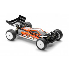 XRAY XB4C'21 - 4WD 1/10 OFF-ROAD CAR - CARPET - XRAY - 360008
