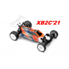 XRAY XB2C'21 - 2WD 1/10 OFF-ROAD CAR - CARPET - XRAY - 320010