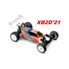 XRAY XB2D'21 - 2WD 1/10 OFF-ROAD CAR - DIRT - XRAY - 320009