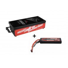 Starter box Corally + Lipo 3S Ultimate - 03C0018