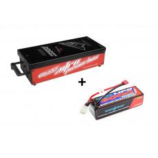 Starter box Corally + Lipo 4S Voltz - 03C0019