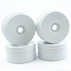 VORTEX WHEEL WHITE V2 (4pcs) - PCY2103-W - PROCIRCUIT