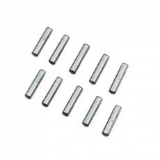 3X12.8MM CHROME STEEL PIN SET (10PCS) - ULTIMATE - UR7602