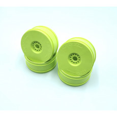 Set 4 rims Off Road Yellow - HOT RACE