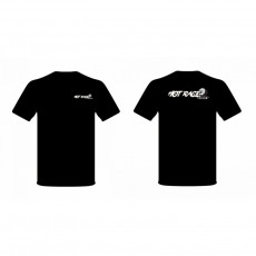 Hot Race T-Shirt Black size XXL - HRTSHIRT-XXL - HOT RACE