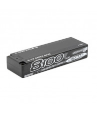 Lipo Battery HV LCG Graphene 8100mAh 7.6V - NOSRAM - 999656