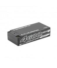 Lipo Battery HV LCG Shorty Graphene 4600mAh 7.6V - NOSRAM - 999660