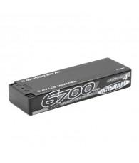 Lipo Battery HV LCG Graphene 6700mAh 7.6V - NOSRAM - 999657