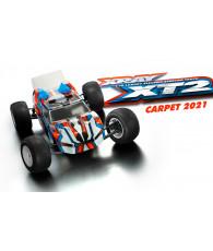 XRAY XT2C'21 - 2WD 1/10 STADIUM TRUCK - CARPET - XRAY - 320204