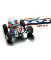XRAY XT2D'21 - 2WD 1/10 STADIUM TRUCK - DIRT - XRAY - 320205