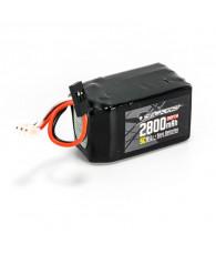Sunpadow 2800 - 7.4V- 5C LiPo Battery - SUNPADOW - BATTRADIO2800