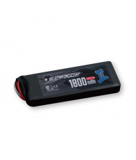 Sunpadow 1800 - 2S - 5C LiPo Battery - SUNPADOW - BATTRADIO1800