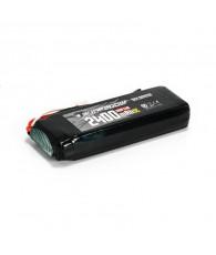 Sunpadow 2400 - 7.4V- 5C Lipo Battery - SUNPADOW - BATTRADIO2400