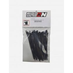 Rilsan necklaces Wurth 2.5mm x 100mm (x50) - WURTH - AR1410