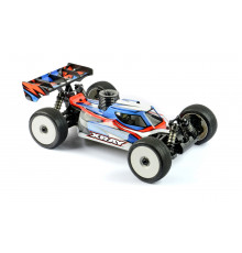 XRAY XB8'21 - 1/8 LUXURY NITRO OFF-ROAD CAR - XRAY - 350016