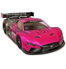 HYPER-GT8 1/8 GT clear body 325mm wheelbase - BITTYDESIGN - BDGT8-HYP