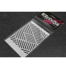 Vinyl stencil - Ipnotic V3 - BITTYDESIGN - BDSTC-007