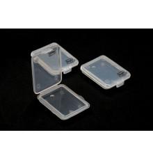 Mini case 35x25x6mm white (x3) - HIRO SEIKO - 48657