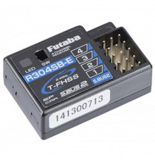 Receiver R304SB whitout antenna - FUTABA - F01000503