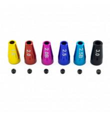HEX & BALL HEX ID COLLAR SET - UR8999 - ULTIMATE