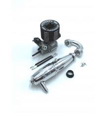 FX K303 - COMBO: ENGINE + MUFFLER 2169 + MANIFOLD - MEDIUM - FX - 650